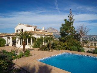 3 bedroom Villa in Xàbia, Valencia, Spain : ref 5312137