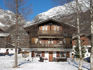 3 bedroom Apartment in Fiesch, Valais, Switzerland : ref 5311698
