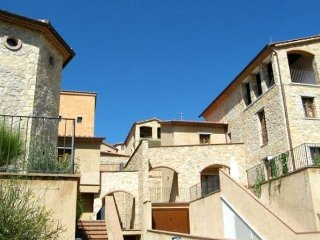 2 bedroom Villa in Gaiole in Chianti, Tuscany, Italy : ref 5311557