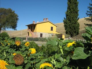 2 bedroom Villa in Fattoria Spedaletto, Tuscany, Italy : ref 5239735