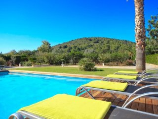 3 bedroom Villa in Pollença, Balearic Islands, Spain : ref 5251868