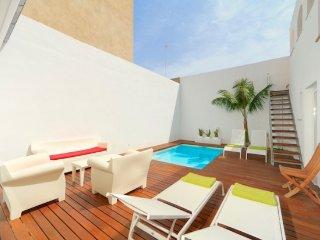 3 bedroom Villa in Port de Pollenca, Balearic Islands, Spain : ref 5251845