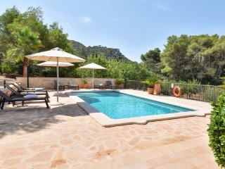 8 bedroom Villa in s'Horta, Balearic Islands, Spain : ref 5251834