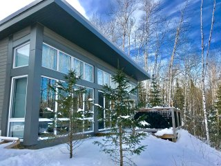 Loft in nature at BelAir, Spa Gym Yoga, 10 min from ski slopes Tremblant #2