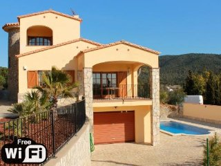 4 bedroom Villa in Sant Antoni de Calonge, Catalonia, Spain : ref 5250760