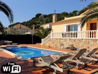 4 bedroom Villa in Les Cabanyes, Catalonia, Spain : ref 5250739