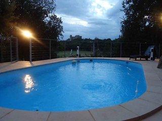 4 bedroom Villa in La Capelle-et-Masmolene, Occitania, France : ref 5247289