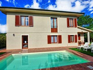 4 bedroom Villa in Stibbio, Tuscany, Italy : ref 5242182