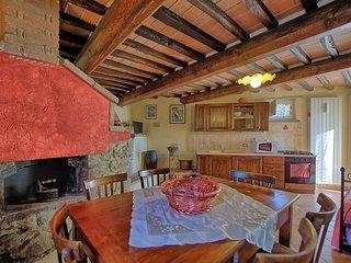 5 bedroom Villa in Cortona, Tuscany, Italy : ref 5242101