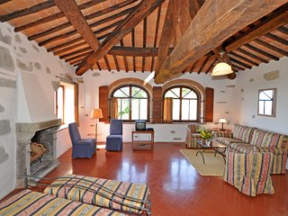 1 bedroom Apartment in Capolona, Tuscany, Italy : ref 5241779