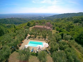2 bedroom Villa in Veneri, Tuscany, Italy - 5241112