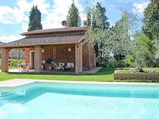 3 bedroom Villa in San Miniato Basso, Tuscany, Italy : ref 5241061