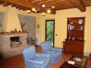 2 bedroom Villa in Montegonzi, Tuscany, Italy : ref 5240970
