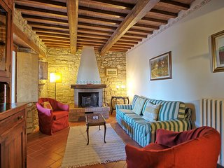 2 bedroom Apartment in Poppi, Tuscany, Italy : ref 5240871