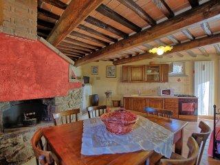 5 bedroom Villa in Cortona, Tuscany, Italy : ref 5240792