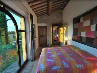 3 bedroom Apartment in Buonconvento, Tuscany, Italy : ref 5240640