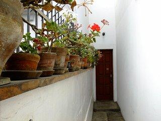 Cuarto con dos camas en Miraflores
