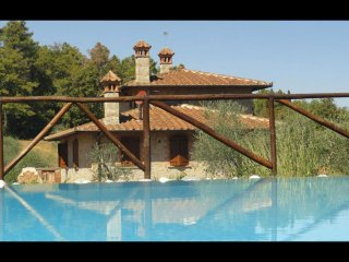 4 bedroom Villa in Santarello, Tuscany, Italy : ref 5240208