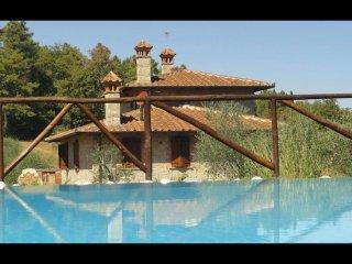 4 bedroom Villa in Santarello, Tuscany, Italy : ref 5240208