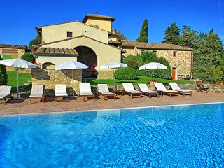 4 bedroom Apartment in Le Quattro Strade, Tuscany, Italy : ref 5240157