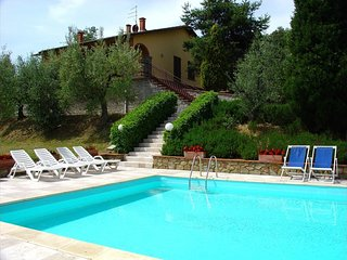 4 bedroom Villa in Santa Barbara, Tuscany, Italy : ref 5239828