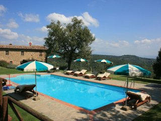 3 bedroom Villa in Ciggiano, Tuscany, Italy : ref 5239820
