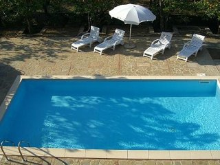 1 bedroom Villa with Pool, Air Con, WiFi and Walk to Shops - 5229617