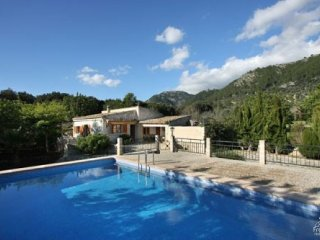 4 bedroom Villa in Campanet, Balearic Islands, Spain : ref 5228109