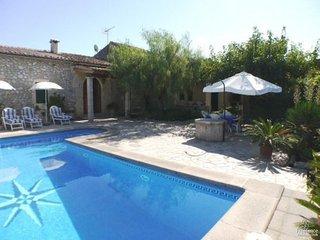 3 bedroom Villa in Campanet, Balearic Islands, Spain : ref 5228107