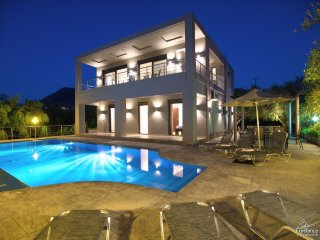 3 bedroom Villa in Kampia, Crete, Greece : ref 5228042