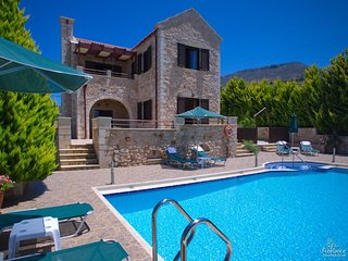 3 bedroom Villa in Kokkinon Khorion, Crete, Greece : ref 5228037
