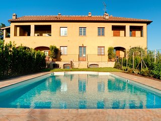 3 bedroom Apartment in San Giorgio a Colonica, Tuscany, Italy : ref 5226908