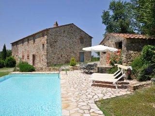 4 bedroom Villa in Castellina in Chianti, Tuscany, Italy : ref 5218347