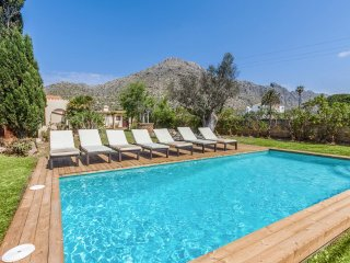 3 bedroom Villa in Port de Pollenca, Balearic Islands, Spain : ref 5218038