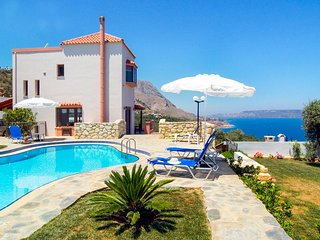 3 bedroom Villa in Sinoikismos Plakalona, Crete, Greece : ref 5217990