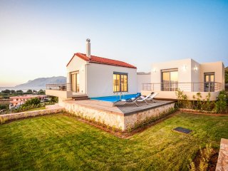3 bedroom Villa in Nopigeia, Crete, Greece : ref 5217976