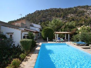 2 bedroom Villa in Pollença, Balearic Islands, Spain : ref 5184280