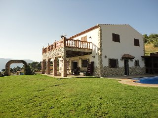 4 bedroom Villa in El Gastor, Andalusia, Spain - 5083651