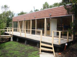 Casa Loft Chiloe en el Lago Huillinco