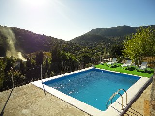 3 bedroom Villa in El Bosque, Andalusia, Spain : ref 5698755