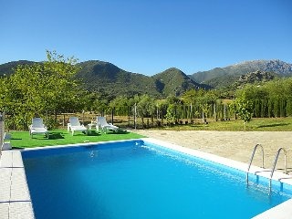 3 bedroom Villa in El Bosque, Andalusia, Spain : ref 5083161