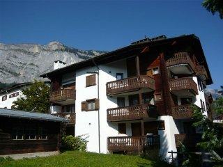 1 bedroom Apartment in Flims, Canton Grisons, Switzerland : ref 5081526