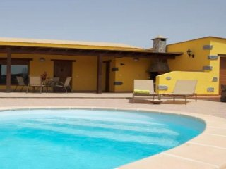 2 bedroom Villa in Lajares, Canary Islands, Spain : ref 5697765