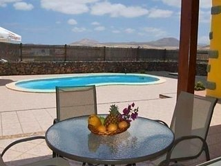 2 bedroom Villa in Lajares, Canary Islands, Spain : ref 5079236