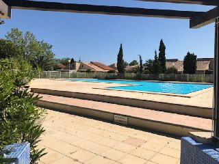 3 bedroom Villa in Sainte-Marie-Plage, Occitania, France : ref 5061572