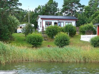 2 bedroom Villa in Mönsterås, Kalmar, Sweden : ref 5058378