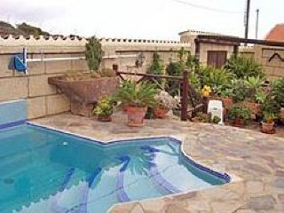1 bedroom Villa in Arico, Canary Islands, Spain : ref 5057683