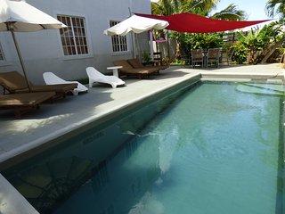Palm Villa appartement 2 avec piscine