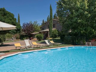 3 bedroom Villa in Celle sul Rigo, Tuscany, Italy : ref 5055809