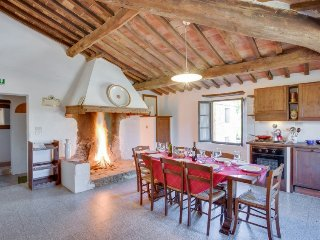 4 bedroom Apartment in Colonna di Grillo, Tuscany, Italy : ref 5055632